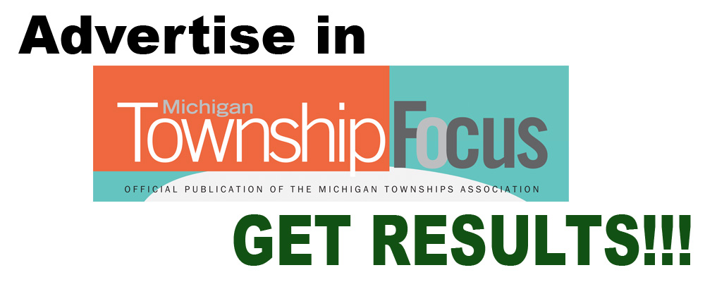 Advertise in Township Focus = Get Results
